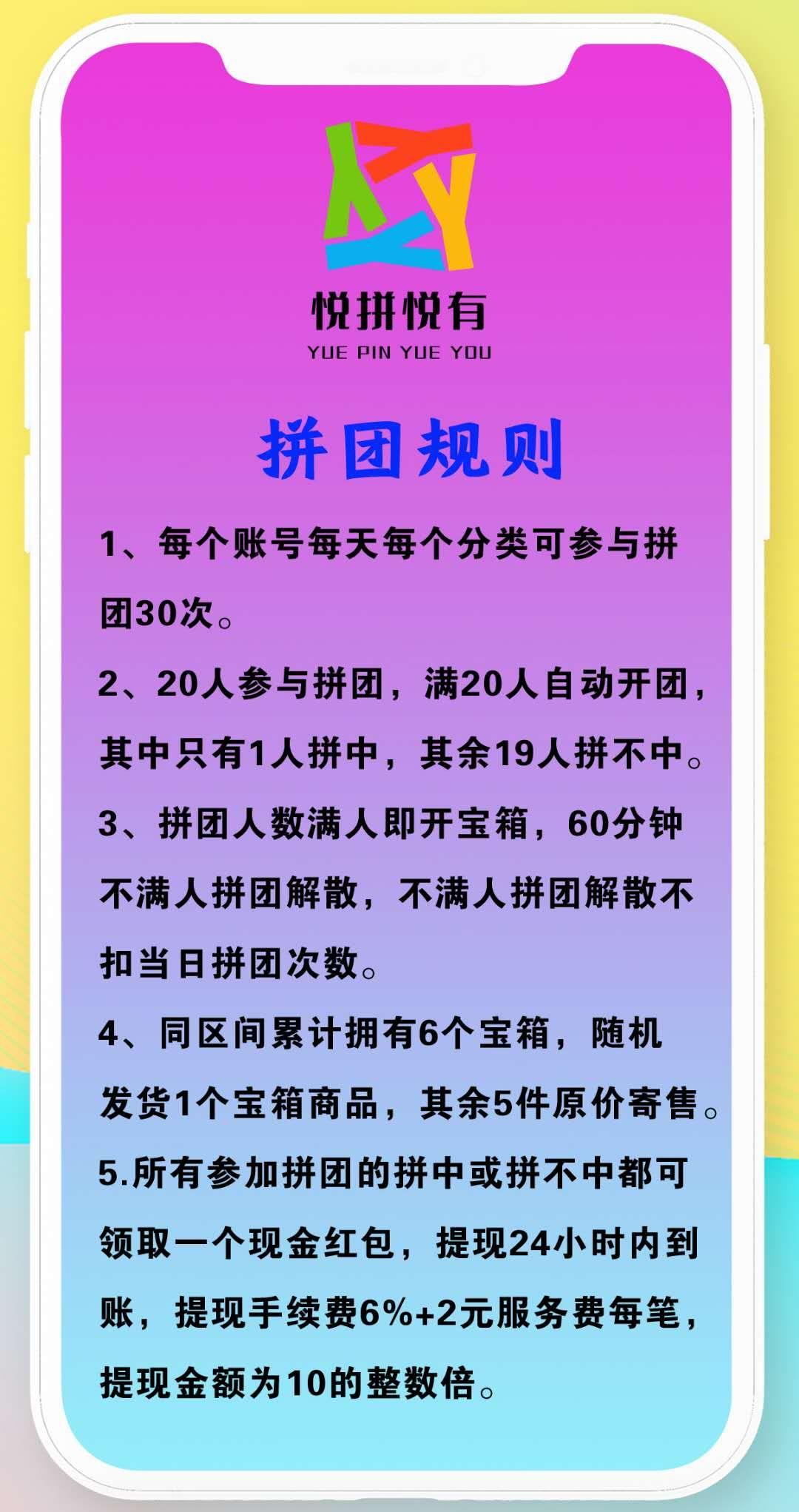 图片[5]-《悦拼悦有》拼团下月初上线,无限代扶持35,团队长级别扶持对接-首码社